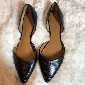 Banana Republic pointed Flats